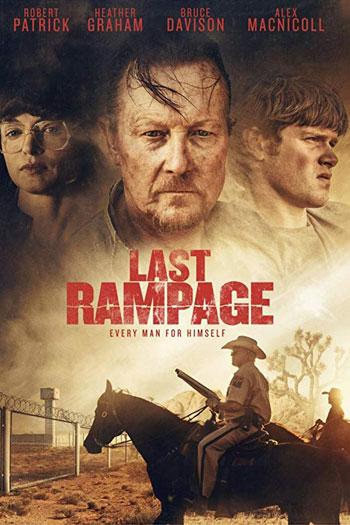 دانلود زیرنویس فیلم Last Rampage 2017