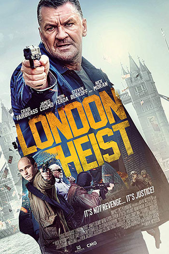 دانلود زیرنویس فیلم London Heist 2017