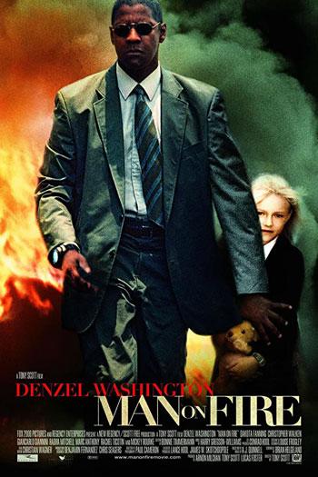 دانلود زیرنویس فیلم Man on Fire 2004