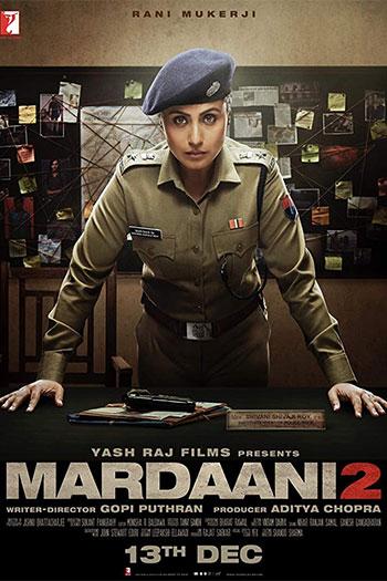 دانلود زیرنویس فیلم Mardaani 2 2019