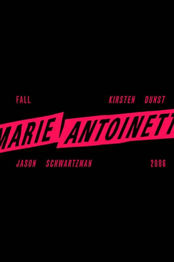 دانلود زیرنویس فیلم Marie Antoinette 2006