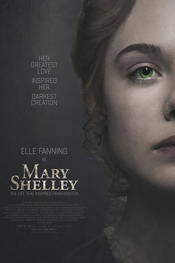 دانلود زیرنویس فیلم Mary Shelley 2017