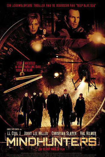 دانلود زیرنویس فیلم Mindhunters 2004