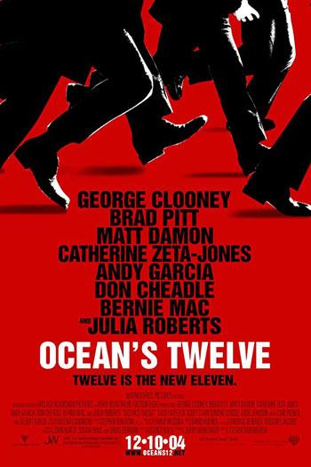 دانلود زیرنویس فیلم Ocean's Twelve 2004