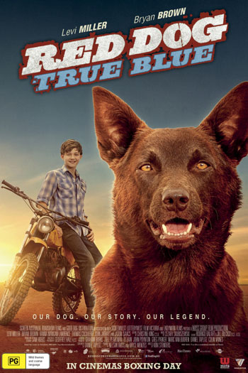 Red Dog True Blue 2016