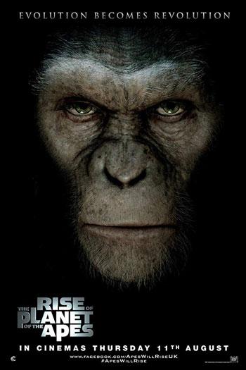 دانلود زیرنویس فیلم Rise Of The Planet Of The Apes 2011