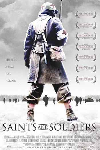 دانلود زیرنویس فیلم Saints And Soldiers 2003