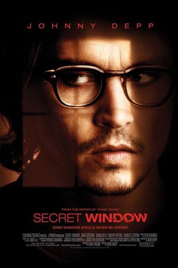 دانلود زیرنویس فیلم Secret Window 2004