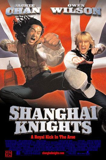 دانلود زیرنویس فیلم Shanghai Knights 2003
