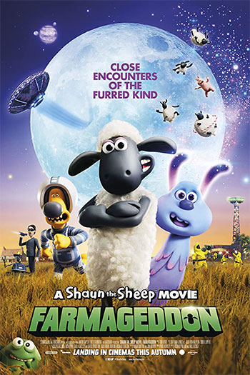 Shaun the Sheep Movie Farmageddon 2019