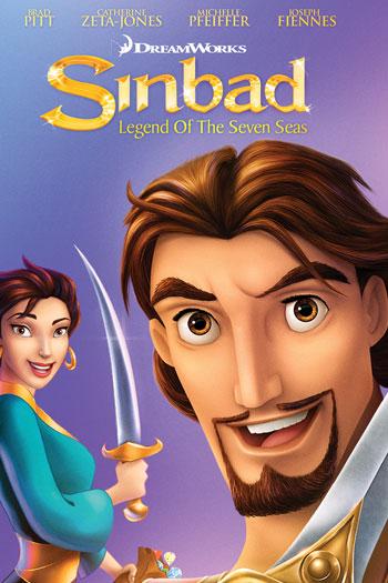 دانلود زیرنویس انیمیشن Sinbad: Legend Of The Seven Seas 2003
