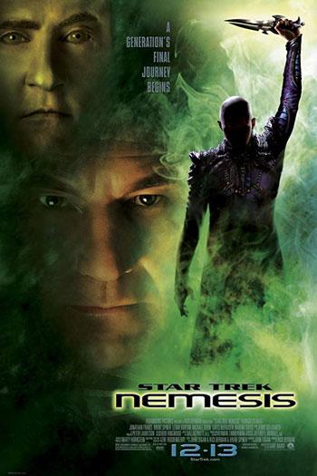 دانلود زیرنویس فیلم Star Trek: Nemesis 2002