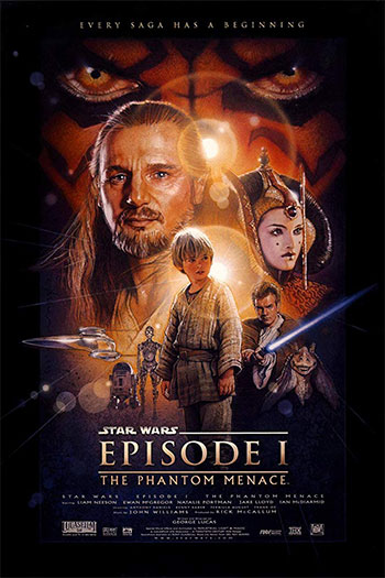 Star Wars - The Phantom Menace 1999