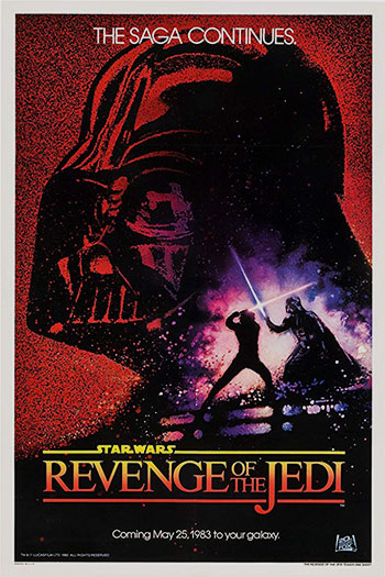 Star Wars - Return of the Jedi 1983