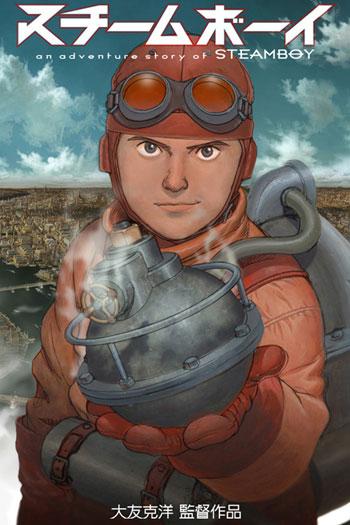 دانلود زیرنویس انیمیشن Steamboy 2004