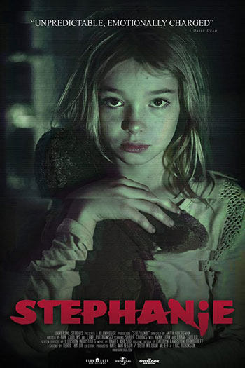 دانلود زیرنویس فیلم Stephanie 2017