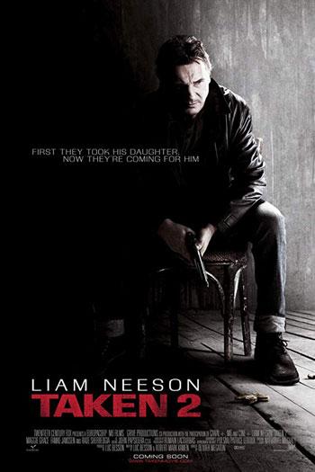 دانلود زیرنویس فیلم Taken 2 2012