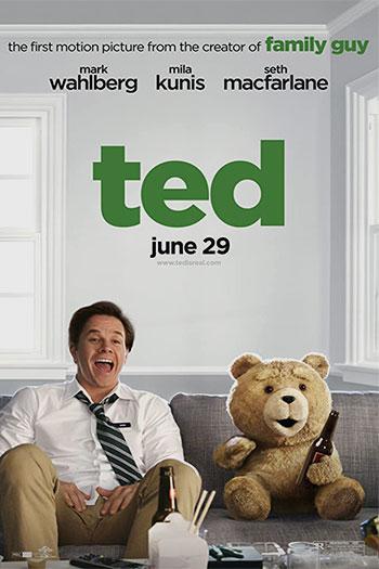 دانلود زیرنویس فیلم Ted 2012