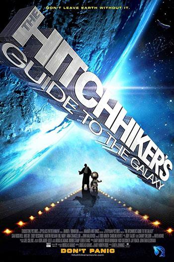 دانلود زیرنویس فیلم The Hitchhikers Guide to the Galaxy 2005