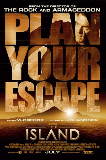 دانلود زیرنویس فیلم The Island 2005