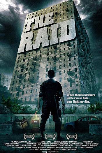 دانلود زیرنویس فیلم The Raid: Redemption 2011