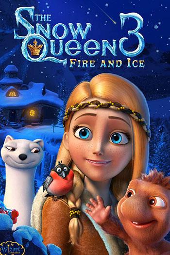 دانلود زیرنویس انیمیشن The Snow Queen 3: Fire and Ice 2016