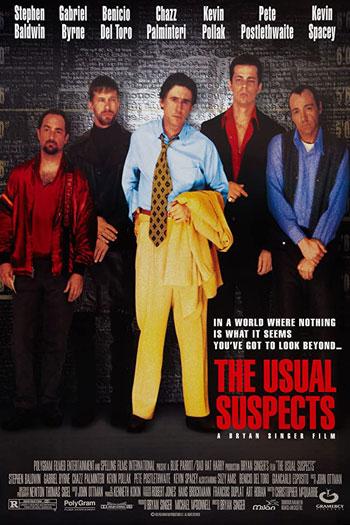 دانلود زیرنویس فیلم The Usual Suspects 1995