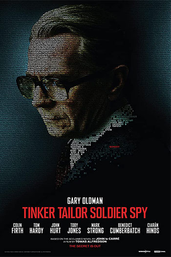 Tinker Tailor Soldier Spy 2011