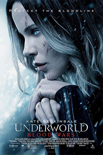 Underworld Blood Wars 2016