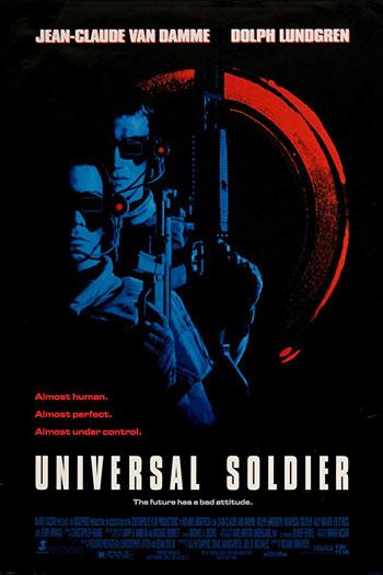 دانلود زیرنویس فیلم Universal Soldier 1992