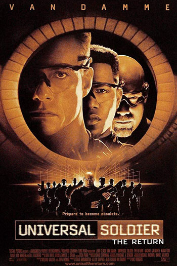Universal Soldier The Return 1999