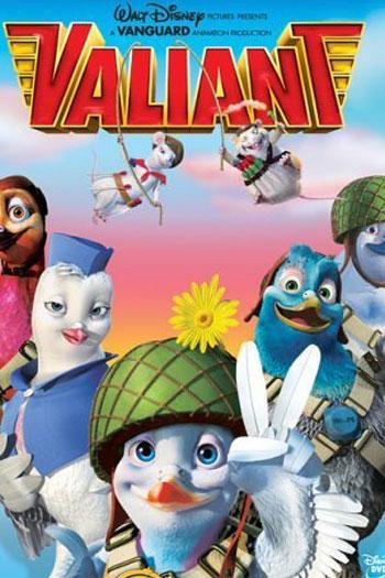 دانلود زیرنویس انیمیشن Valiant 2005