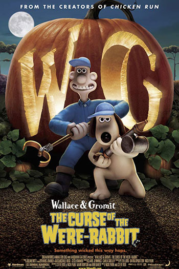 Wallace & Gromit The Curse of the Were-Rabbit 2005