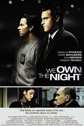 دانلود زیرنویس فیلم We Own the Night 2007