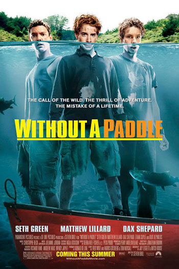 دانلود زیرنویس فیلم Without a Paddle 2004