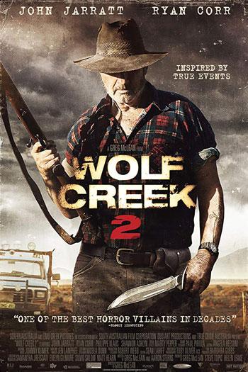 دانلود زیرنویس فیلم Wolf Creek 2 2013