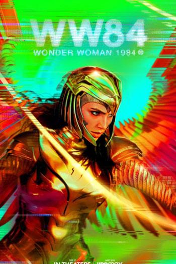 دانلود زیرنویس فیلم Wonder Woman 2020
