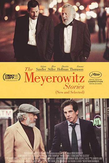 دانلود زیرنویس فیلم The Meyerowitz Stories 2017