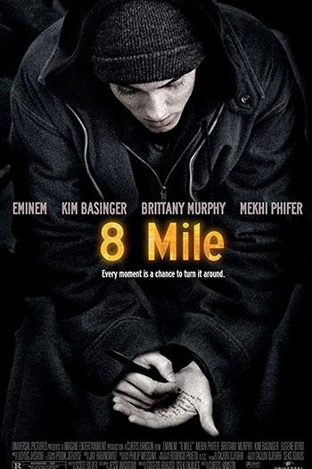 دانلود زیرنویس فیلم 8Mile 2002