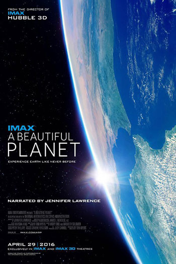A Beautiful Planet 2016