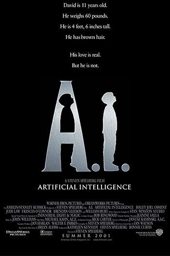 دانلود زیرنویس فیلم A I Artificial Intelligence 2001