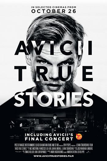 دانلود زیرنویس مستند AVICII – True Stories 2017