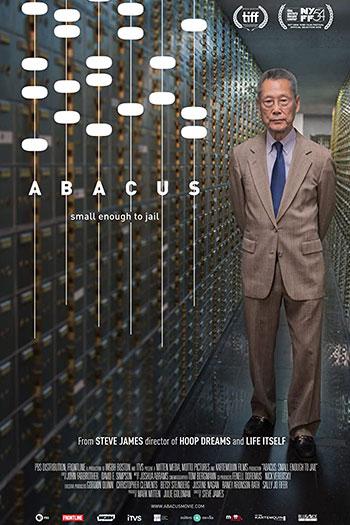 دانلود زیرنویس مستند Abacus: Small Enough to Jail 2016