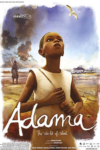 دانلود زیرنویس انیمیشن Adama 2015
