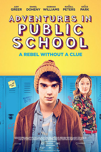 دانلود زیرنویس فیلم Adventures In Public School 2017