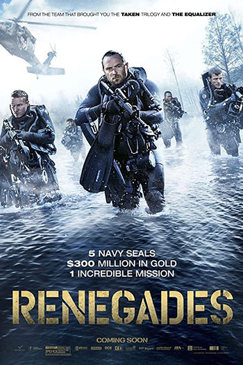 دانلود زیرنویس فیلم American Renegades 2017