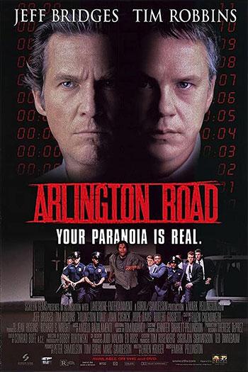 دانلود زیرنویس فیلم Arlington Road 1999
