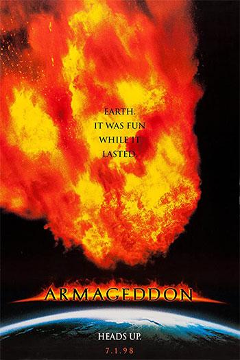 دانلود زیرنویس فیلم Armageddon 1998