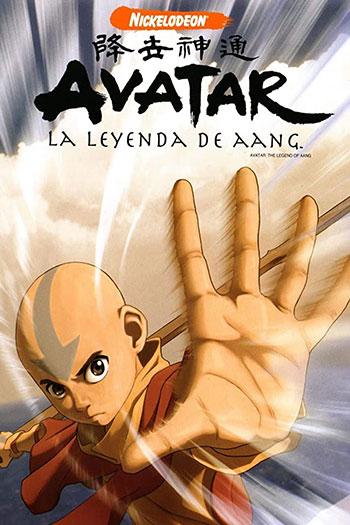 دانلود زیرنویس انیمه سریالی Avatar: The Last Airbender