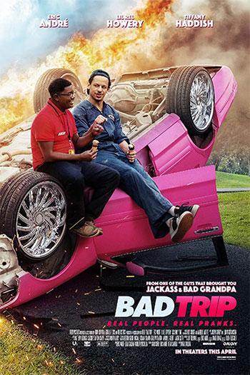 دانلود زیرنویس فیلم Bad Trip 2020